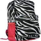 Zebra Backpack - 16""