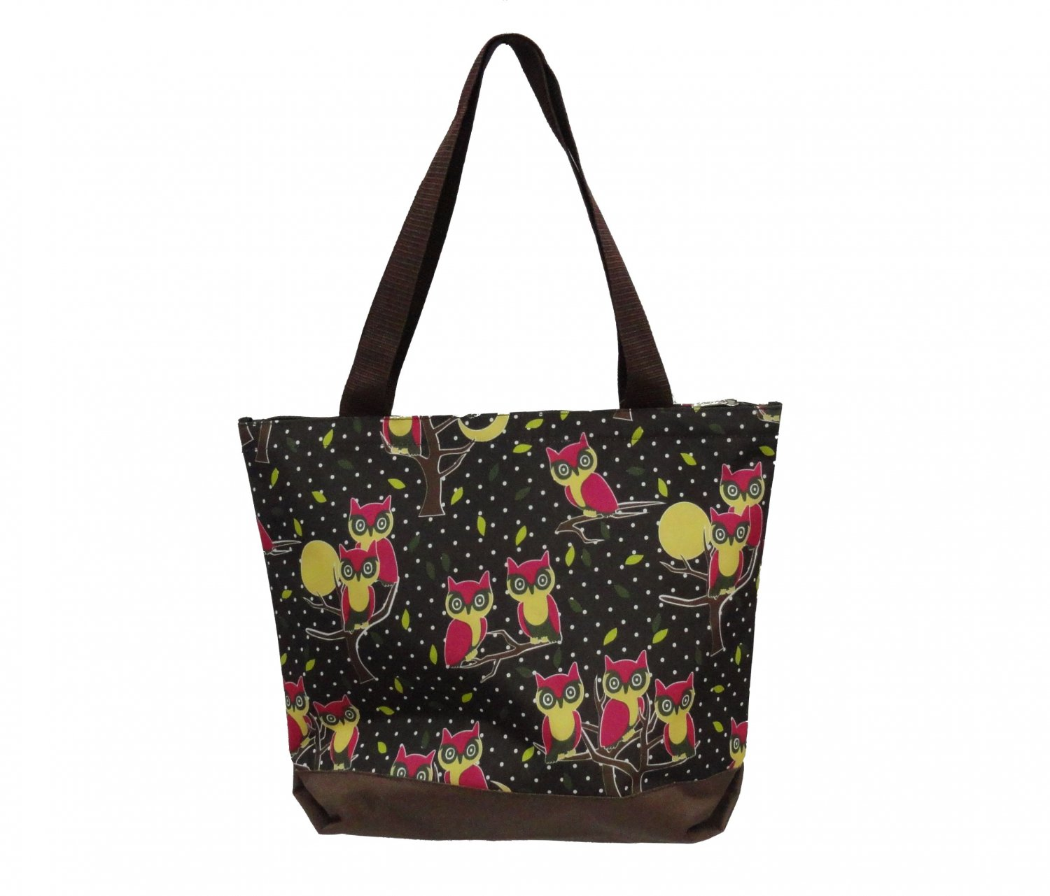 Owl Shopping Bag - 17""