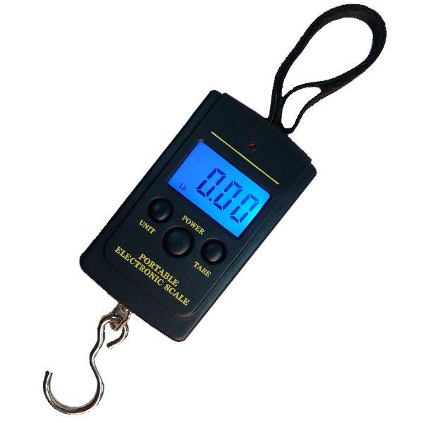 Digital Scale 1 - 80 Lbs Capacity