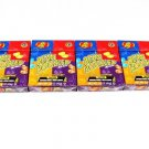 4 Pack Jelly Belly Beans Weird & Wild Flavors Bean Boozled 3rd Edition 1.6 OZ