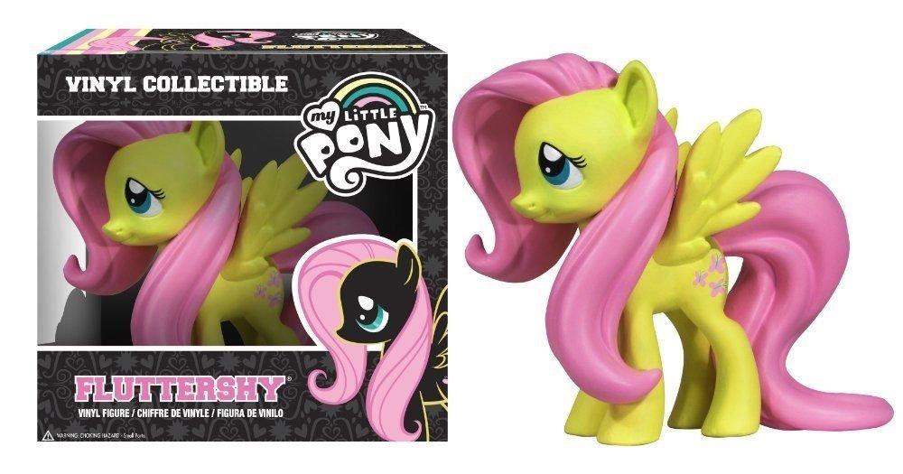 My Little Pony Funko Fluttershy w/FREE PONY BLIND BAG