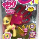 My Little Pony Fluttershy Glimmer Wings ULTRA RARE w/ FREE PONY BLIND BAG