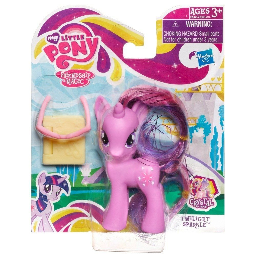 My Little Pony Twilight Sparkle (Crystal Empire)