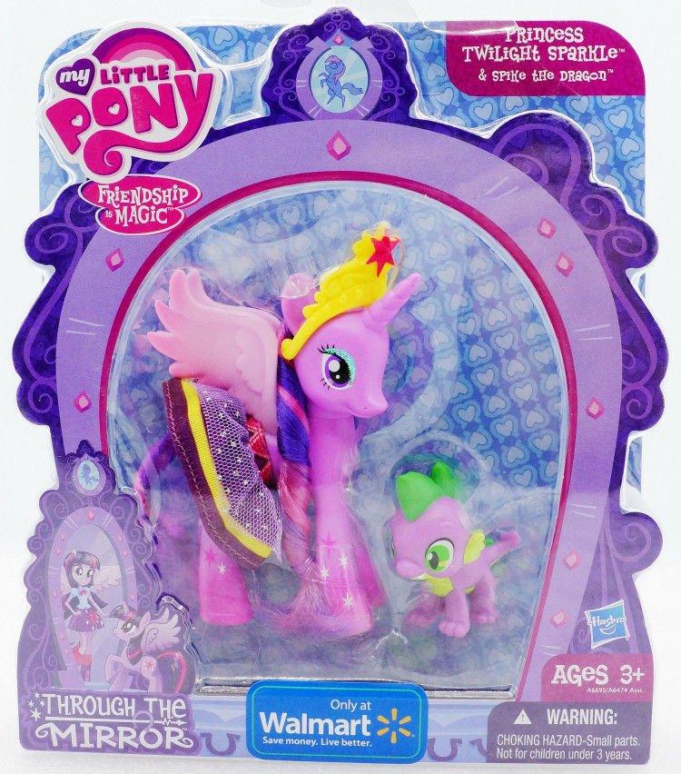 My Little Pony Twilight Sparkle Equestria Girls Walmart Exclusive FREE NEON PONY