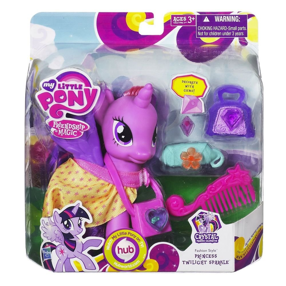 My Little Pony Fashion Style Princess Twilight Sparkle