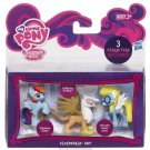 My Little Pony Cloudsdale Set (Rainbow Dash, Gilda Griffon, Wonder Bolts)