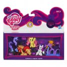 My Little Pony Elements of Harmony Set w/ Nightmare Moon & FREE PONY BLIND BAG