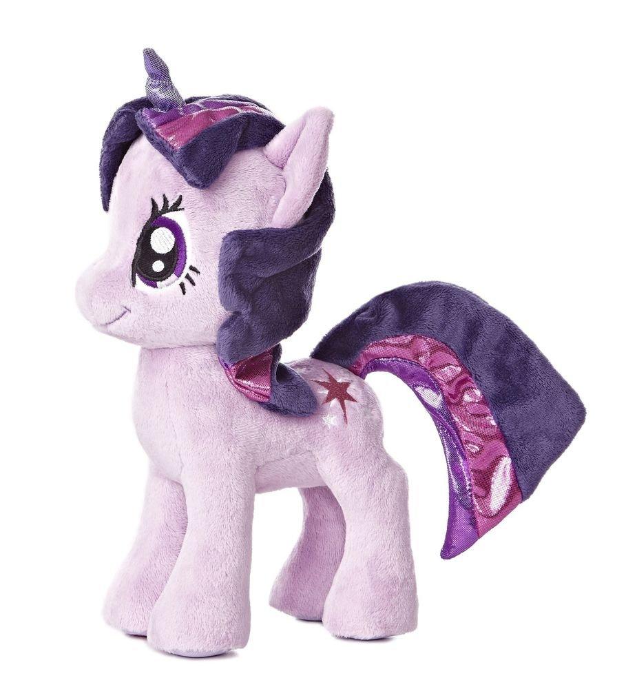 """My Little Pony Aurora Plush Twilight Sparkle 6.5"""" w/FREE PONY BLIND BAG"""