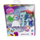 My Little Pony Crystal Motion Rainbow Dash w/FREE PONY BLIND BAG