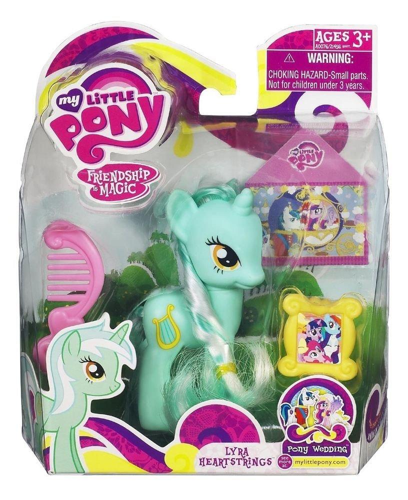 My Little Pony Lyra Heartstrings (No Longer In Stores!)