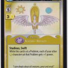My Little Pony CCG Princess Celestia #208 Ultra Rare Foil w/ FREE BB PONY
