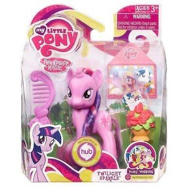 My Little Pony Twilight Sparkle (Pony Wedding)