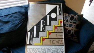 Merton Poster movie framed 1968