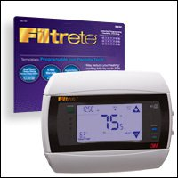 Filtrete 3M-50 Programmable Wi-Fi Thermostat