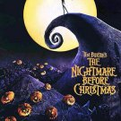 "TIM BURTON DANNY ELFMAN SIGNED X4 ""NIGHTMARE BEFORE CHRISTMAS"" MOVIE SCRIPT RPT"