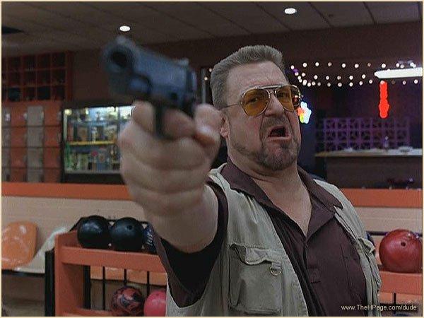 "JOHN GOODMAN JULIANNE MOORE JEFF BRIDGES SIGNED X9 ""THE BIG LEBOWSKI"" SCRIPT RPT"