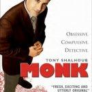 TONY SHALHOUB STANLEY KAMEL BITTY SCHRAM TED LEVINE SIGNED X5 MONK TV SCRIPT RPT