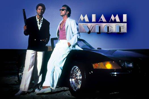"""DON JOHNSON PHILLIP MICHAELTHOMAS SIGNED X4 """"MIAMI VICE"""" TV PILOT SCRIPT RPT"""