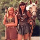 "LUCY LAWLESS RENEE O'CONNOR SIGNED X4 ""XENA WARRIOR PRINCESS"" PILOT SCRIPT RPT"