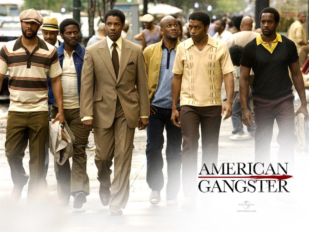 DENZEL WASHINGTON RUSSELL CROWE SIGNED X10 'AMERICAN GANGSTER' MOVIE SCRIPT RPT