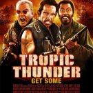 BEN STILLER JACK BLACK ROBERT DOWNEY JR. SIGNED TROPIC THUNDER MOVIE SCRIPT RPT