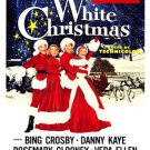 BING CROSBY DANNY KAYE ROSEMARY CLOONEY SIGNED X5 WHITE CHRISTMAS SCRIPT RPT