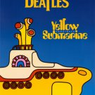 JOHN LENNON GEORGE HARRISON PAUL MCCARTNEY SIGNED X4 YELLOW SUBMARINE SCRIPT RPT