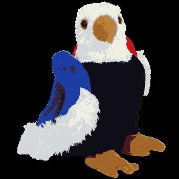 Free the bald eagle
