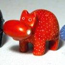 Soapstone Hippopotamus