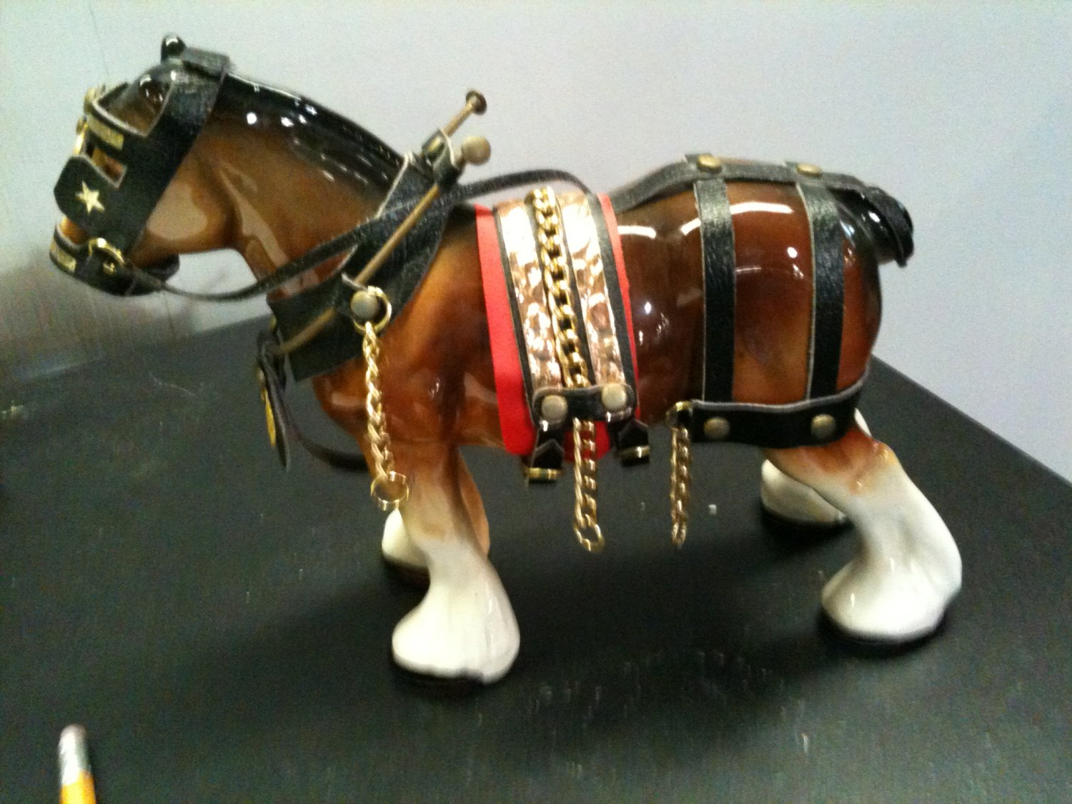 Clydsdale Horse