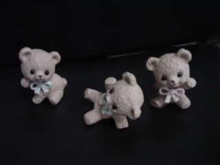 Set off 3 Bears