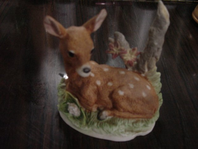 Deer Figurine                                        187