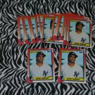 1990 topps deion sanders rookie card lot