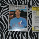 1989 randy johnson rookie card