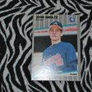 1989 fleer john smoltz rookie card