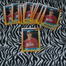 1990 topps robin venture rookie cards