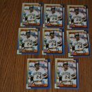 1990 topps barry bonds lot