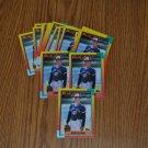 1990 topps traded john olerud rookie card lot..