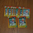 1990 topps traded ben mcdonald lot