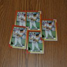 1990 topps mark mcgwire lot.