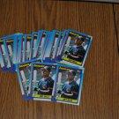 1990 topps joey belle rookie card lot.