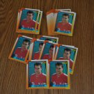 1990 TOPPS TYLER HOUSTON 1 ROUND DRAFT PICK LOT