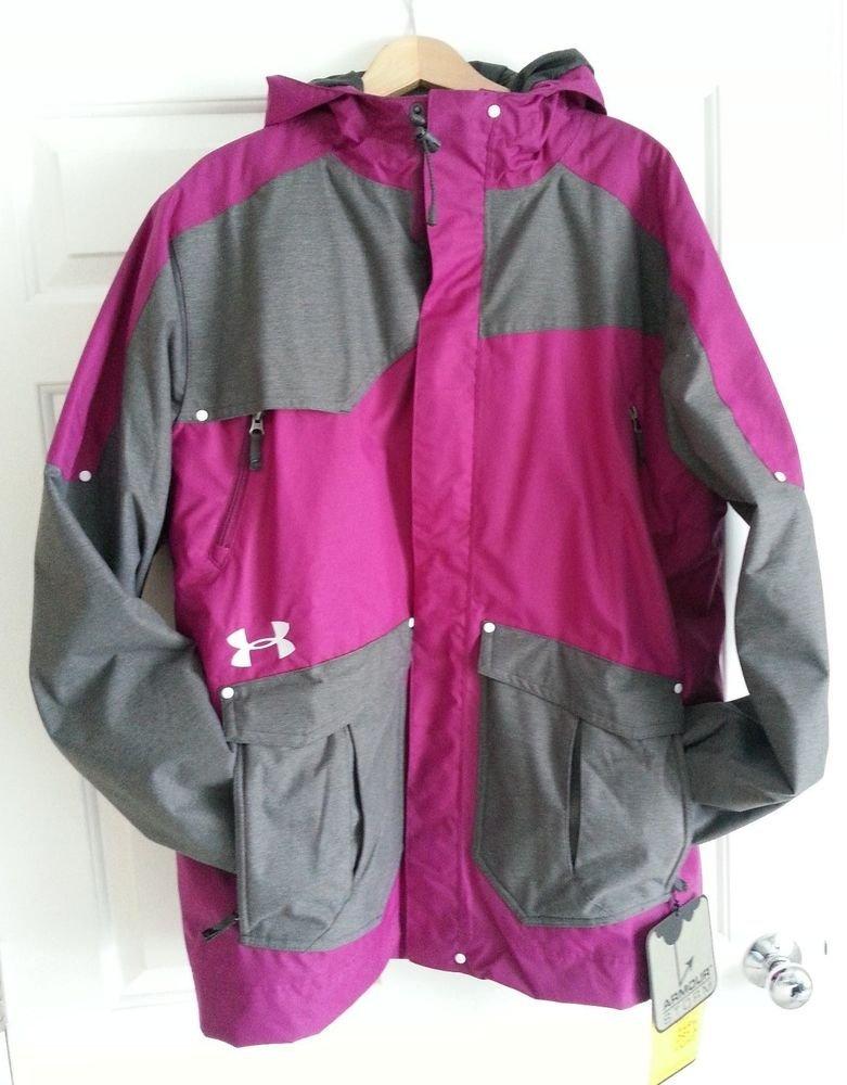Men's Under Armour MTN Storm Ski/Snowboard Jacket NWT-Size XL-RP: $274.99