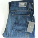 Men's 7 for all mankind Standard or Relaxed Jeans 32 x 34 NWT-SRP: $215/$170