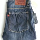 Superdry Officer Men's Denim Jeans Denim in Capital Dark Wash 30x32-NWT-SRP:$115