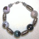 Ring Agate Bracelet - Item #B19