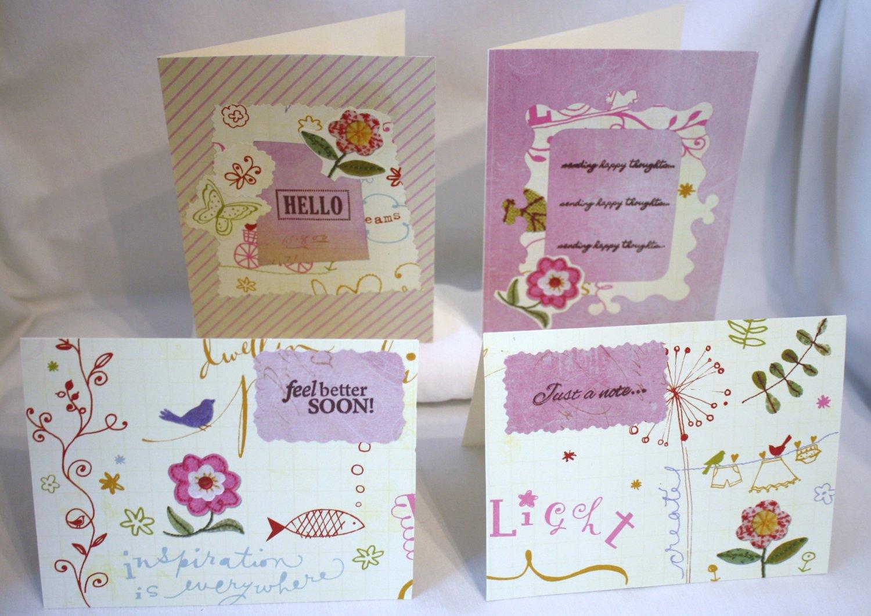 Inspiration Notecard Set - Item #NCS11