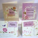 Inspiration Notecard Set - Item #NCS11