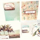 Island Dreams Notecard Set - Item #NCS33