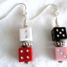 Roll the Dice Earrings - Item #E182